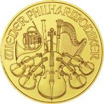 Empfohlenes Produkt : Philharmoniker 1 Unze Gold 2016