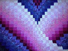 Free Bargello Heart Quilt Pattern   ... pink bargello ribbon by judi olson bargello hearts bargello quilt