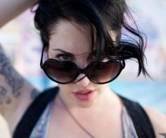More Brody Dalle.