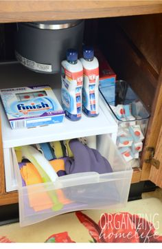 New Finish Dishwashing Products With Less Harsh Chemicals