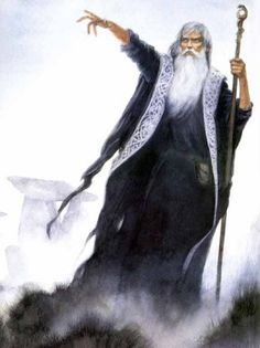 MERLIN: one of the most fascinating figures in the Welsh mythology and the Arthurian legend is Merlin, the great wizard, prophet and adviser to several kings.