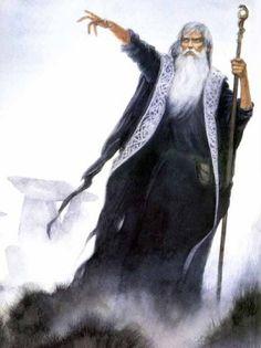 Merlin by Julek Heller