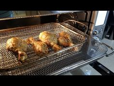 Air Fried Salt And Pepper Chicken Wings Recipe Air
