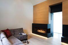 Moderné krby do nízkoenergetických domov od HT-design