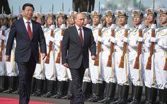 """Während der Westen weiter mit den Säbeln rasselt, brechen Russland und China gemeinsam eine Lanze für den Frieden. Dies beunruhigt vor allem jene Mächte, die auf Teufel komm raus ihre Hegemonie behaupten wollen – und die westlichen Analysten gleich mit, wie das Portal """"svpressa.ru"""" berichtet."""