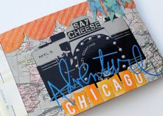 adorable chicago trip Foto-Flip book by Vicki Boutin
