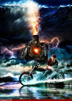 Motorcycles and Trains. 2 of my favorite things Bon Scott, Angus Young, Brian Johnson, Hard Rock, Phil Rudd, Heavy Metal, Bass, Sydney, Ac Dc Rock