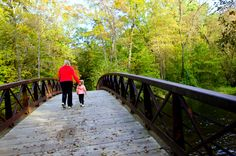 The Stevens Point area boasts a laundry list of excellent hiking trails.