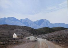 A gallery showcasing the fine art paintings of South African Artist Peter Bonney specializing in photo in realism acrylic medium on canvas. Landscape Photos, Abstract Landscape, Landscape Paintings, Landscape Photography, Africa Painting, Beautiful Roads, South African Artists, Africa Travel, Places To Travel