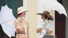 Indian Summers - Channel 4 - ITV's answer to Downton Abbey. It's the summer of 1932. India dreams of Independence, but the British are clinging to power. In the foothills of the Himalayas stands Simla, a little England where every summer the British power-brokers of this nation are posted to govern during the summer months. ...