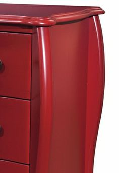 DESIGNER CHOICE: SCARLET RED by Durham Furniture available at Smitty's Fine Furniture Durham Furniture, Fine Furniture, Scarlet, It Is Finished, Touch, Red, Home, Design, Ad Home