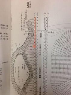 Αποτέλεσμα εικόνας για 麻ひも バッグ 編み図