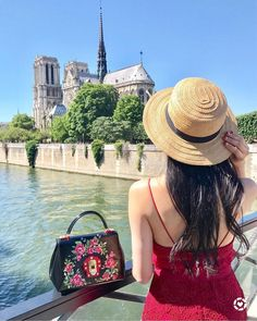 Notre Dame Paris | See Instagram photos and videos from A Fashion Blog By Tina Lee (@ofleatherandlace)