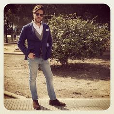 SPANISH PREPPY STYLE @bcnpreppy