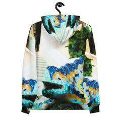 Parc Guell, Unisex, Pos, Street Fashion, Barcelona, Street Style, Hoodies, Sweaters, Fashion Design