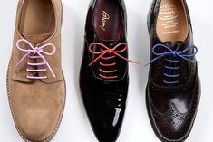 statement laces