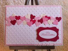 """Hochzeitskarte """"Den Frischvermählten"""""""