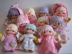 Little Twin Stars 1976 doll family update photo