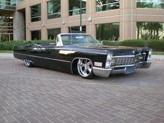 1967 Cadillac Convertible Custom