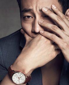 So Ji Sub, he has beautiful hands
