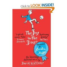 A funny Dahlesque story about one boy and his journey to be himself and do what he wants to do - wear dresses - against the 'normalcy' of life and it's expectations and stereotypes.   ~~~   Themes: Friendship; Individuality; Belonging and Challenging Stereotypes.