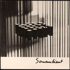 Sonambient Record Cover