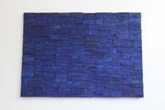 Meri / Sea  100x140 cm Meeri Waara art Blue Art, Sea, Home Decor, Blue Artwork, Decoration Home, Room Decor, The Ocean, Ocean, Home Interior Design