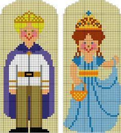 Figures - Fairytale Prince and Princess: Fairytale Prince and Princess Figures