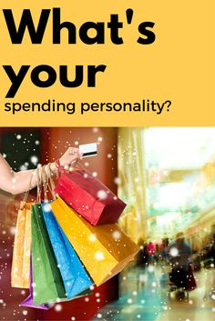 What type of spending personality do you have? Find out from this rundown of traits, characteristics and solutions.