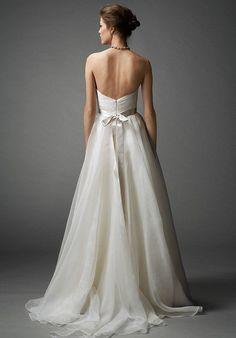 Watters Brides Mabel 7005B A-Line Wedding Dress