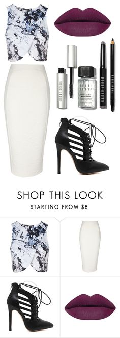 """Untitled #97"" by rodoulla97 on Polyvore featuring Topshop, Jane Norman, Bobbi Brown Cosmetics, women's clothing, women's fashion, women, female, woman, misses and juniors"