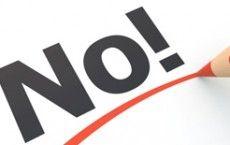 Say no in sales