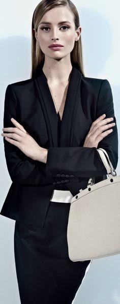 FA look hair -Classic Valeria choice Hugo Boss + maake