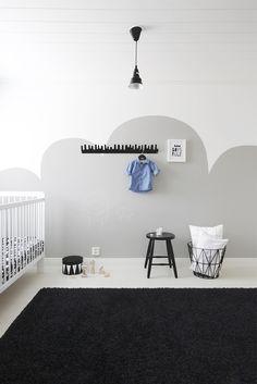 Kids room - Chalkboard wall