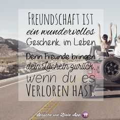 live - sayings & quotes - Sprüche - Bff Quotes, Photo Quotes, Friendship Quotes, Quotes To Live By, Love Quotes, Funny Images, Funny Photos, True Friends, Best Friends