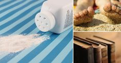 Descubre otras maneras de usar el clásico talco para bebé. Descubre usos inesperados de éste y otros productos en La Bioguía.