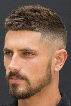 9 Popular polished Crew Haircut/ Hairstyle. Get ready to showcase the Athletic, Masculine and Clean look.