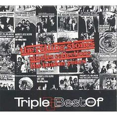 The Rolling Stones - Triple best of : The London years