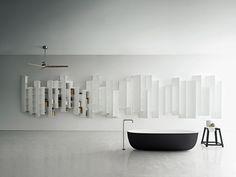Oval Cristalplant® bathtub ICELAND Bathtubs Collection by Boffi | design Piero Lissoni