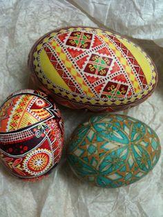 pysanky eggs | Pysanky Eggs