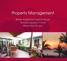 For best property management tips...