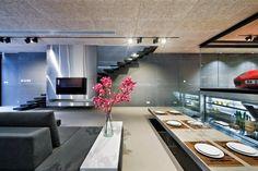 estilos de casas modernas interiores - Buscar con Google