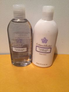 Crabtree Evelyn Woodland Flowers Body Wash Lotion Set Discontinued New | eBay