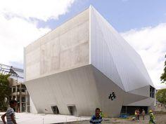 Ville de Nantes / TETRARC #omega