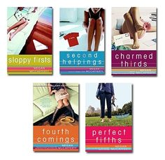 I love this series.  It's a great beach read.  These books will make you laugh out loud one minute and cry the next.