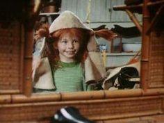 Pippi Longstocking Pippi Longstocking, My Childhood Memories, Good Movies, Character Inspiration, Cartoon, Vintage Stuff, Children, Poster, High Socks