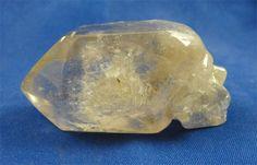 Tibetan Quartz Crystal Carved Skull  Crystals By Rob http://www.crystalsbyrob.com