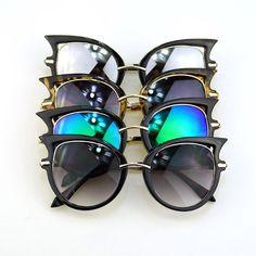 1d8651fa8863 Cute Sexy Retro Cat Eye Sunglasses Mary Margaret Style