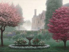 Weyerhaeuser Mansion - Acrylic