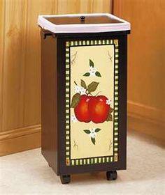 Red Apple Kitchen Paper Towel Holder forthe kitchen. #apples ...